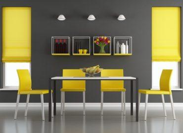 Dlaczego kolor żółty w aranżacji i gdzie się przyda?