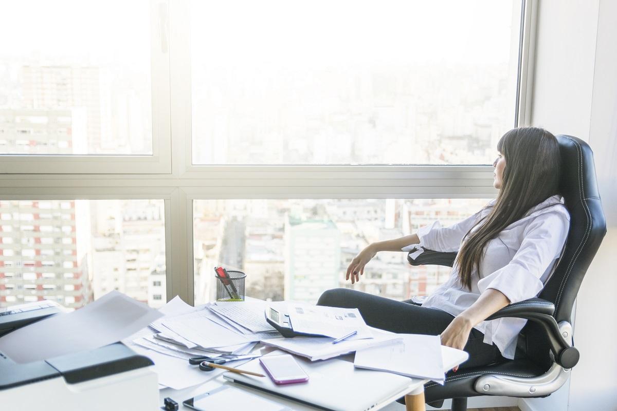 Wpływ krzesła biurowego Xenon na pracę