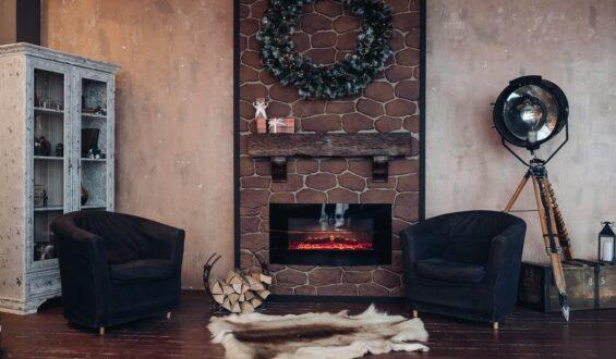 Jak wybrać idealne elektryczne kominki do swojego mieszkania?