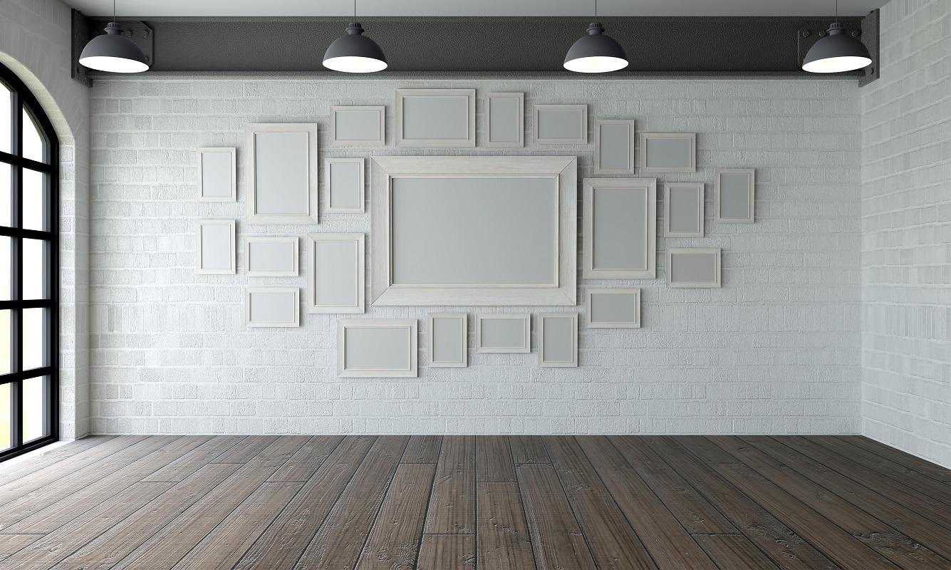 Jak w trzech krokach stworzyć galerię ścienną?