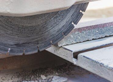 Cięcie betonu metodą diamentową – szybkość i wysoka jakość wykonanej usługi