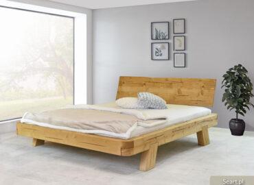 Łóżka drewniane – jakie mają zalety?